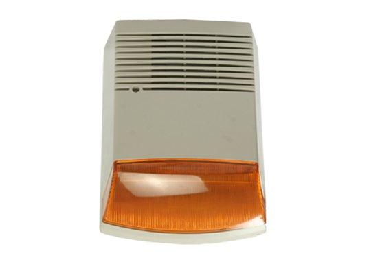 Sistem de alarmă wireless cu 6 senzori de mișcare fără fir, sirenă de exterior, tastatură standard K10 PA-O4-W6