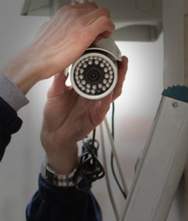 Instalare inclusă la sistemele de supraveghere video