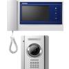 Kit videointerfon Commax cu un post de apel și un monitor LCD de 7″ VI-216-I1