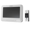 "Kit videointerfon Hikvision cu post exterior de aluminiu cu infrarosu, post interior LCD TFT 7"" VI-200-I1"