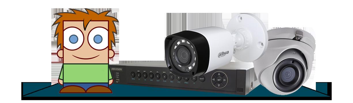 Sisteme de supraveghere video pentru creșe și grădinițe în București și Ilfov