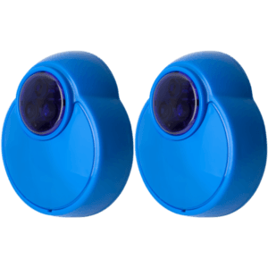 Barieră de acces, brat 4.5 metrii, senzori IR, telecomanda BAR-4.5-LED-IR