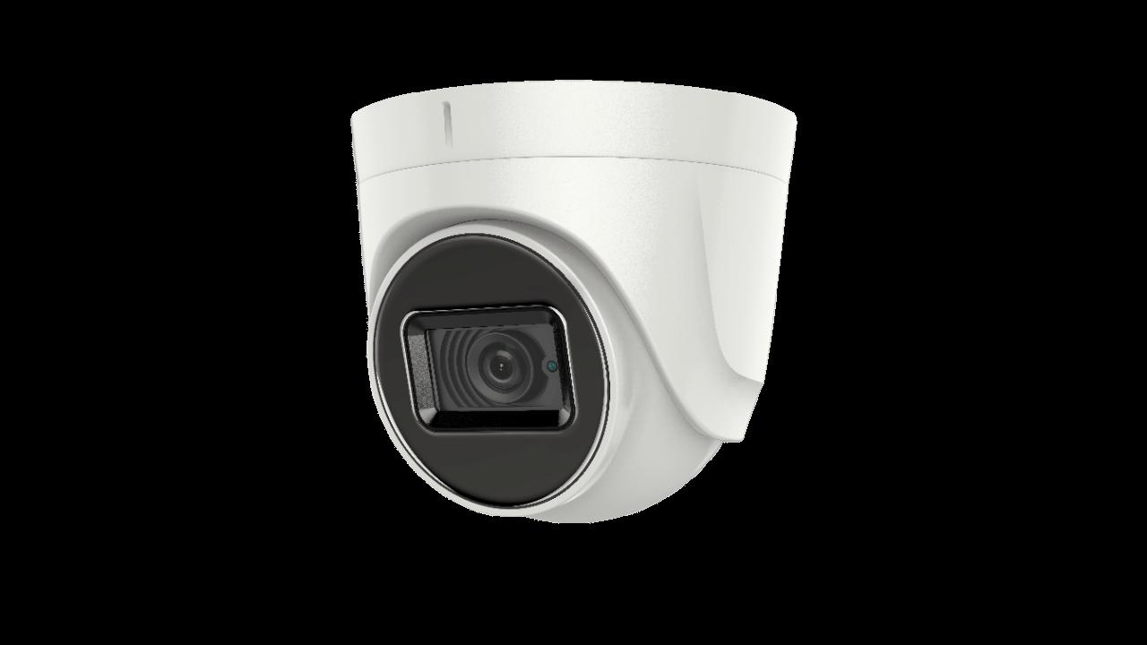Sistem de securitate complet, video și alarmă, 4 camere UHD 4K și gratuit sistem de alarmă wireless Paradox, Hikvision PH-4K-A
