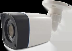 Sistem video BASIC de exterior cu 3 camere bullet IQ, complet, 20 metri IR, HDD 500GB FULL HD DAHUA IQ SV-BA-B3