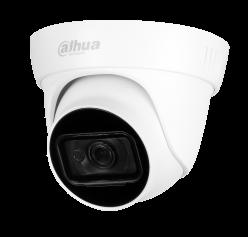 Sistem video de interior cu 8 camere dome, complet, microfon încorporat, 30 metri IR, HDD 1TB QHD DAHUA SV-DH-5M8