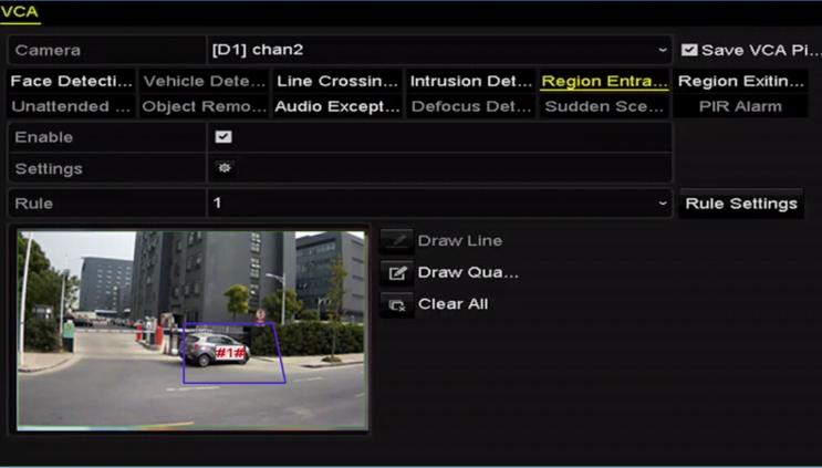 Sistem video IP de exterior cu 4 camere bullet, complet, 30 metri IR, HDD 1TB FULL HD Hikvision SV-HK-2M4-IP