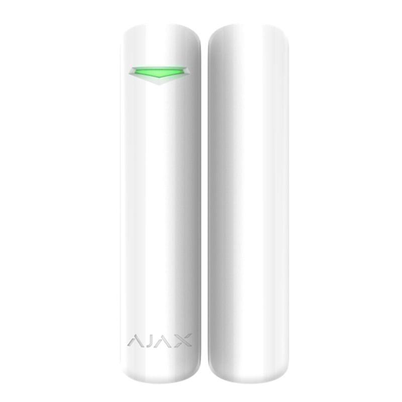Sistem de alarmă apartament, fără fire, cu 1 senzor și 1 contact magnetic AJAX SA-A1-W